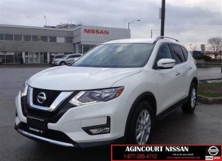 Used 2017 Nissan Rogue SV FWD CVT |Backup Camera|Bluetooth|Cruise Control for sale in Scarborough, ON