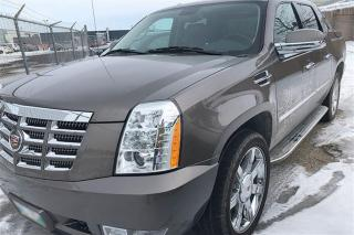 Used 2011 Cadillac Escalade EXT Ultra Luxury Collection, 1-Own for sale in Winnipeg, MB
