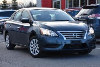 Used 2015 Nissan Sentra 1.8 S CVT Low Kms*Great Shape for sale in Ajax, ON