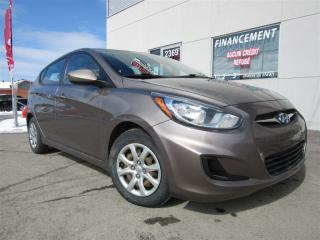 Used 2013 Hyundai Accent GL A/C GR ELECT for sale in Saint-jerome, QC