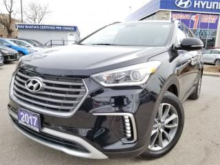 Used 2017 Hyundai Santa Fe XL Premium Great deal...!!! for sale in Mississauga, ON