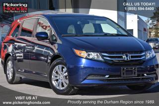 Used 2014 Honda Odyssey EX-L NAVI for sale in Pickering, ON