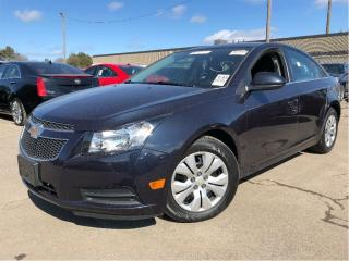 Used 2014 Chevrolet Cruze 1LT TURBOCHARGED REMOTE ENGINE START for sale in St Catharines, ON