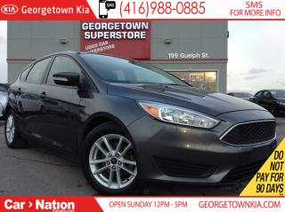 Used 2015 Ford Focus SE | BACK UP CAM | HEATED SEATS | for sale in Georgetown, ON