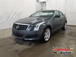 Used 2014 Cadillac ATS Cuir Audio Bose Mags for sale in Saint-georges-de-champlain, QC