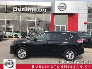 Used 2015 Nissan Rogue SV, 7 PASS., NAVi, ACCIDENT FREE 1 for sale in Burlington, ON