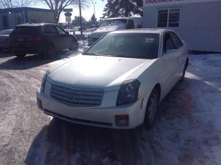Used 2007 Cadillac CTS CTS for sale in Edmonton, AB