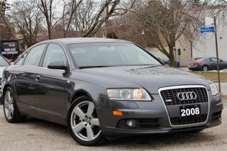 Used 2008 Audi A6 3.2L for sale in Scarborough, ON