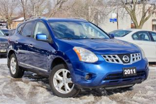 Used 2011 Nissan Rogue for sale in Scarborough, ON