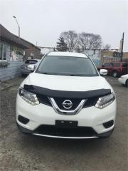 Used 2016 Nissan Rogue S for sale in Hamilton, ON