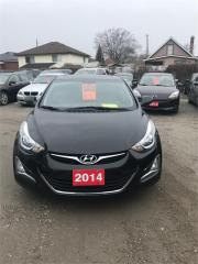 Used 2014 Hyundai Elantra GLS for sale in Hamilton, ON