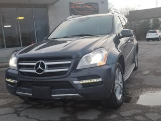 Used 2012 Mercedes-Benz GL-Class GL350 BlueTEC for sale in Mississauga, ON
