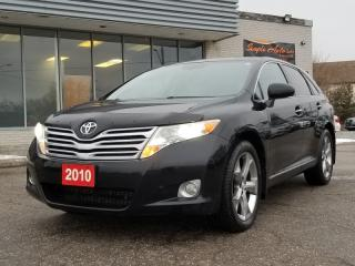 Used 2010 Toyota Venza AWD- NAVIGATION for sale in Mississauga, ON