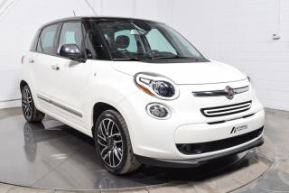 Used 2014 Fiat 500 L Cuir Toit Pano Nav for sale in Saint-constant, QC