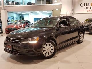 Used 2016 Volkswagen Jetta Sedan 1.4 TSI-AUTO-CAMER-BLUETOOTH-ONLY 51KM for sale in York, ON