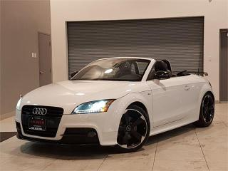 Used 2015 Audi TT 2.0T S-LINE COMPETITION CONVERTIBLE AWD for sale in York, ON