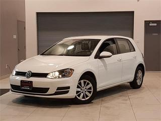 Used 2016 Volkswagen Golf TRENDLINE-AUTO-CAMERA-HEATED SEATS-ONLY 68KM for sale in York, ON