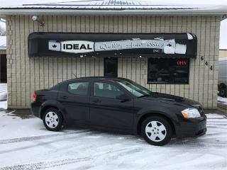 Used 2010 Dodge Avenger SE for sale in Mount Brydges, ON