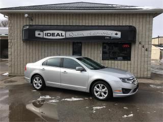 Used 2012 Ford Fusion SE for sale in Mount Brydges, ON
