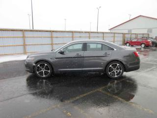 Used 2015 Ford Taurus SEL AWD for sale in Cayuga, ON