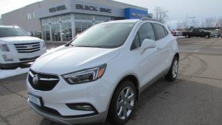 Used 2017 Buick Encore Essence / $206.00 bi-weekly for 84 mths for sale in Arnprior, ON