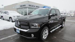 Used 2014 Dodge Ram 1500 Sport /$286.00 bi-weekly for 72 mths for sale in Arnprior, ON