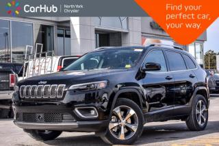 New 2019 Jeep Cherokee New Car Limited AWD|SafetyTec,Luxury,Technology Pkgs|Pano_Sunroof for sale in Thornhill, ON