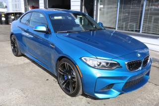 Used 2017 BMW M2 (Manual) for sale in New Westminster, BC