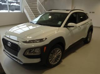 Used 2018 Hyundai KONA AWD LUX CUIR TOIT jantes 82$/ sem* for sale in Longueuil, QC