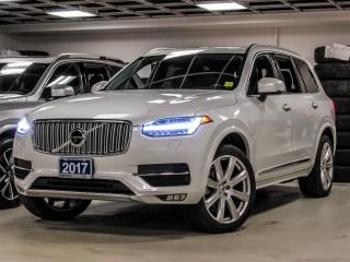 Used 2017 Volvo XC90 T6 AWD Inscription for sale in Thornhill, ON