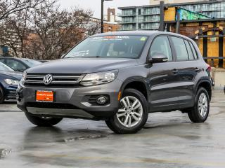 Used 2013 Volkswagen Tiguan 4MOTION COLD WEATHER PACKAGE for sale in Toronto, ON