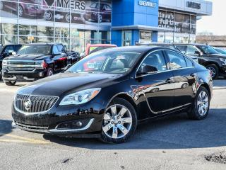 Used 2017 Buick Regal AWD, LEATHER for sale in Ottawa, ON