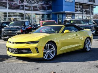 Used 2017 Chevrolet Camaro RS CONVERTIBLE for sale in Ottawa, ON