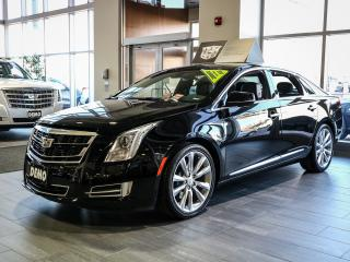 Used 2017 Cadillac XTS AWD for sale in Ottawa, ON