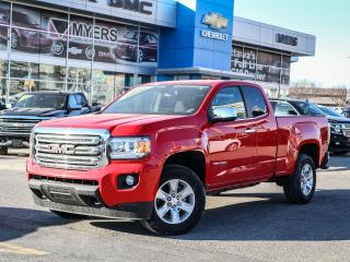 Used 2017 GMC Canyon SLE Crew for sale in Ottawa, ON
