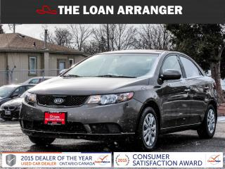 Used 2010 Kia Forte for sale in Barrie, ON