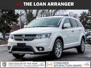 Used 2017 Dodge Journey GT for sale in Barrie, ON
