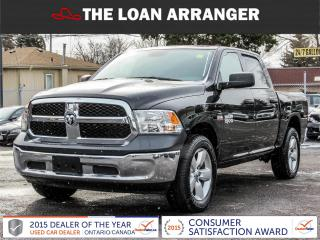 Used 2017 Dodge Ram 1500 SLT for sale in Barrie, ON