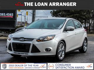 Used 2013 Ford Focus Titanium for sale in Barrie, ON