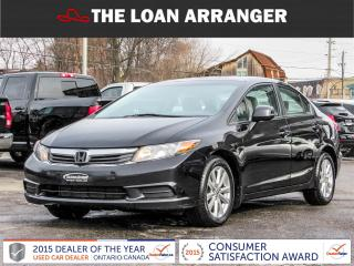 Used 2012 Honda Civic for sale in Barrie, ON