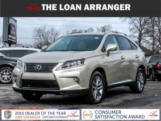 Used 2015 Lexus RX 350 for sale in Barrie, ON