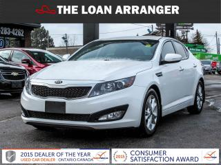 Used 2013 Kia Optima EX for sale in Barrie, ON