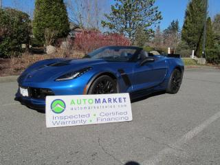Used 2015 Chevrolet Corvette GET IT BEFORE THE PST CHANGES APRIL 1ST. for sale in Surrey, BC