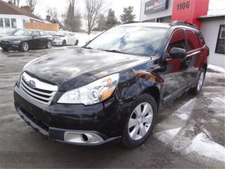 Used 2011 Subaru Outback Awd 2.5 I for sale in Saint-lambert-de-lauzon, QC