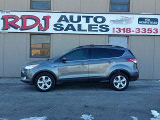 Used 2014 Ford Escape SE 1 OWNER ACCIDENT FREE for sale in Hamilton, ON