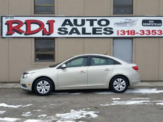 Used 2014 Chevrolet Cruze 1LT ACCIDENT FREE 1 OWNER for sale in Hamilton, ON