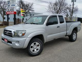 Used 2010 Toyota Tacoma 4WD TRD SR5 6spd for sale in Cambridge, ON