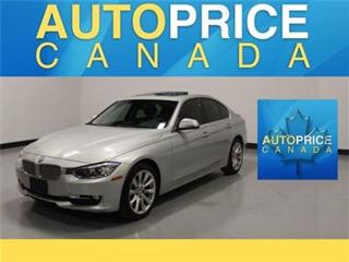 Used 2014 BMW 3 Series XDrive NAVIGATION XENON MOONROOF for sale in Mississauga, ON