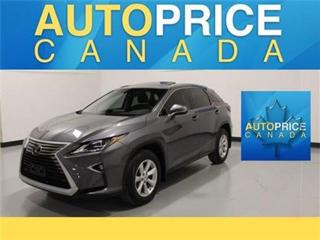 Used 2016 Lexus RX 350 MOONROOF LEATHER REAR CAM for sale in Mississauga, ON
