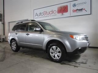 Used 2009 Subaru Forester X for sale in Mirabel, QC
